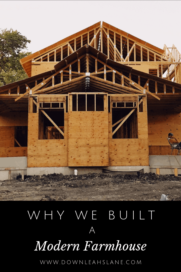 We built a new modern farmhouse because our old house was making us sick. Follow along on our journey as we share what we learned about building a house, mold and health due to toxic mold exposure.