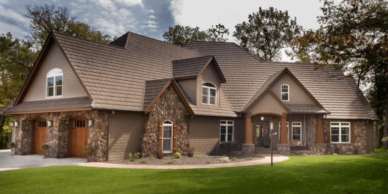 Nordaas American Homes custom building craftsman ranch transitional