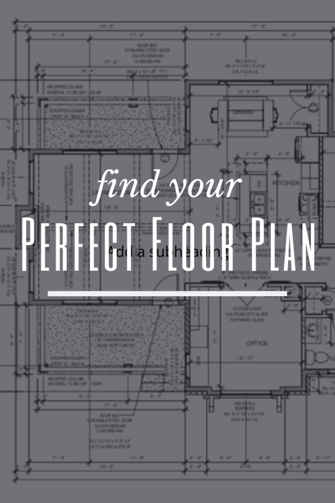 Find your perfect floor plan B Down Leah's Lane