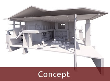 Virtual Reality Concept 3D Imaging at Nordaas