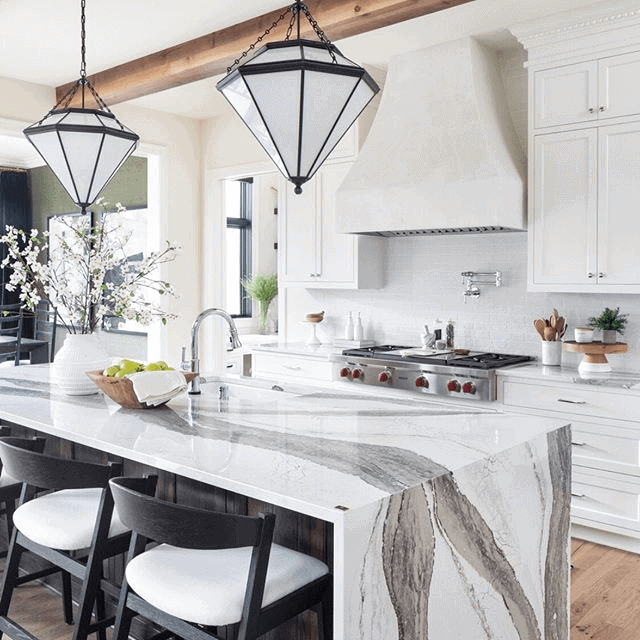 A Complete Guide to Stone Countertops - Down Leah's Lane