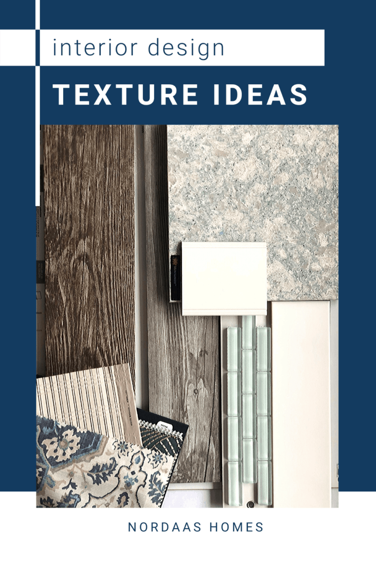 a mood board layout of tans, blacks, off white and blues with flooring, tile and countertops combinations for interior design